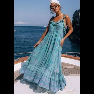 NWT! Spell & The Gypsy Buttercup Sundress Medium.